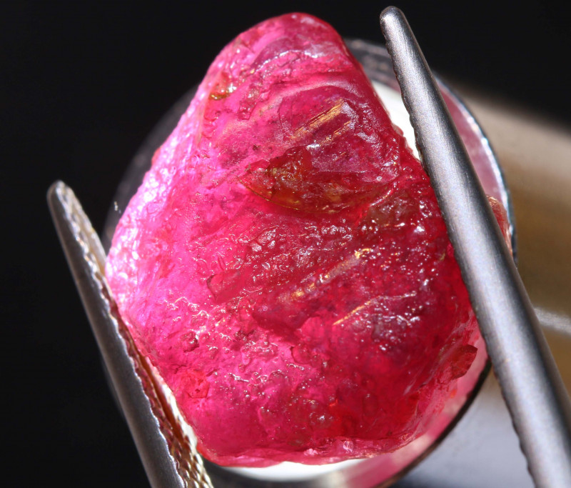17.05 CTS   AFRICAN  RUBY ROUGH   RG-5405