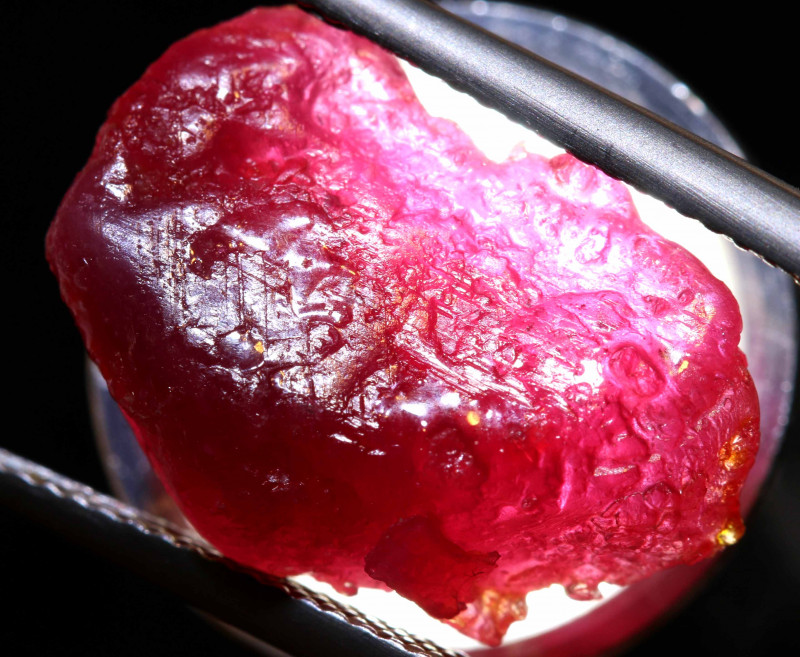 17.50 CTS   AFRICAN  RUBY ROUGH   RG-5440