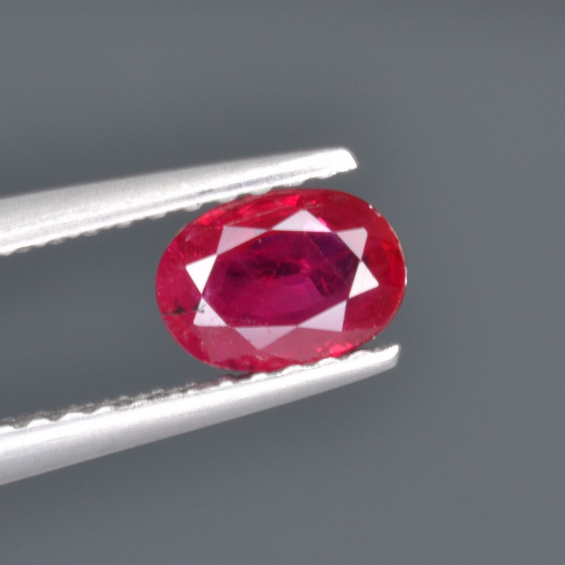 Natural Ruby 0.62 Cts Top Quality from Afghanistan