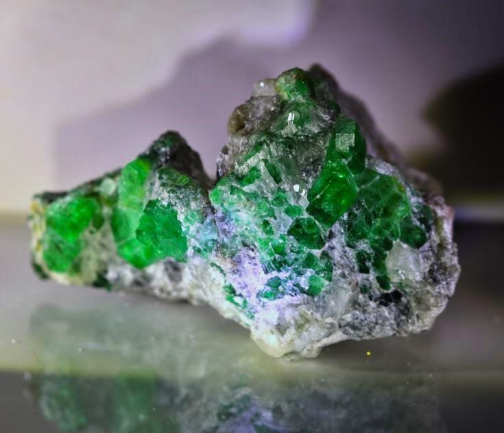 Mingora Emerald Specimen 157.80ct