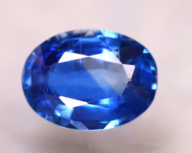 Kyanite 1.46Ct Natural Himalayan Royal Blue Color Kyanite D0101/A40