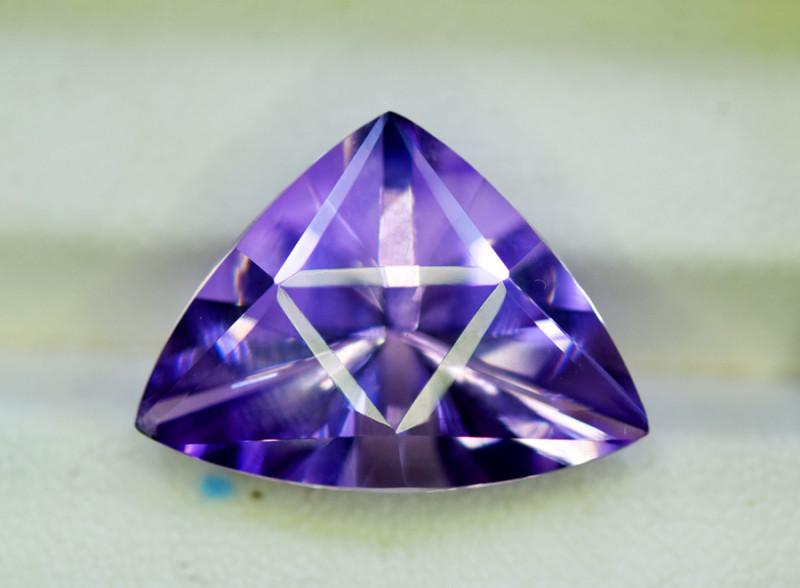 Amethyst, 11.20 Cts Natural Top Color & Cut Amethyst Gemstones