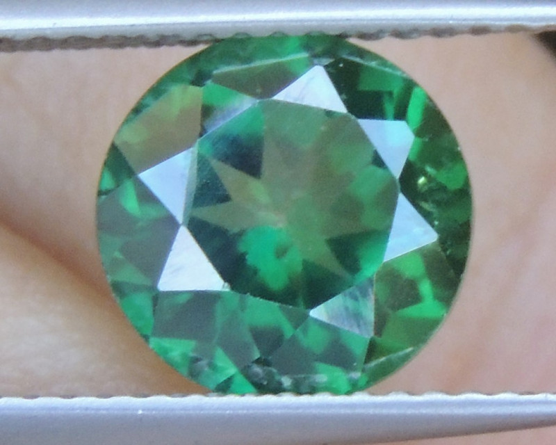 3.12cts, Green Topaz,