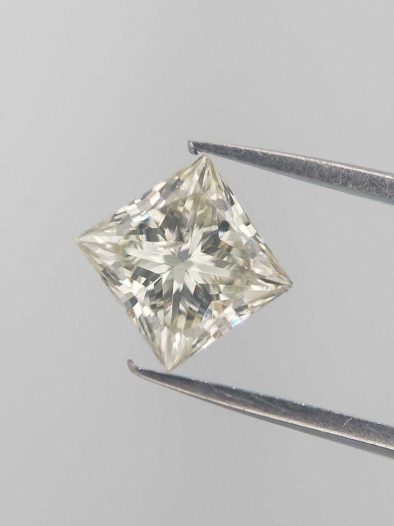 0.553 , Natural White Diamond , White Gemstone For Ring