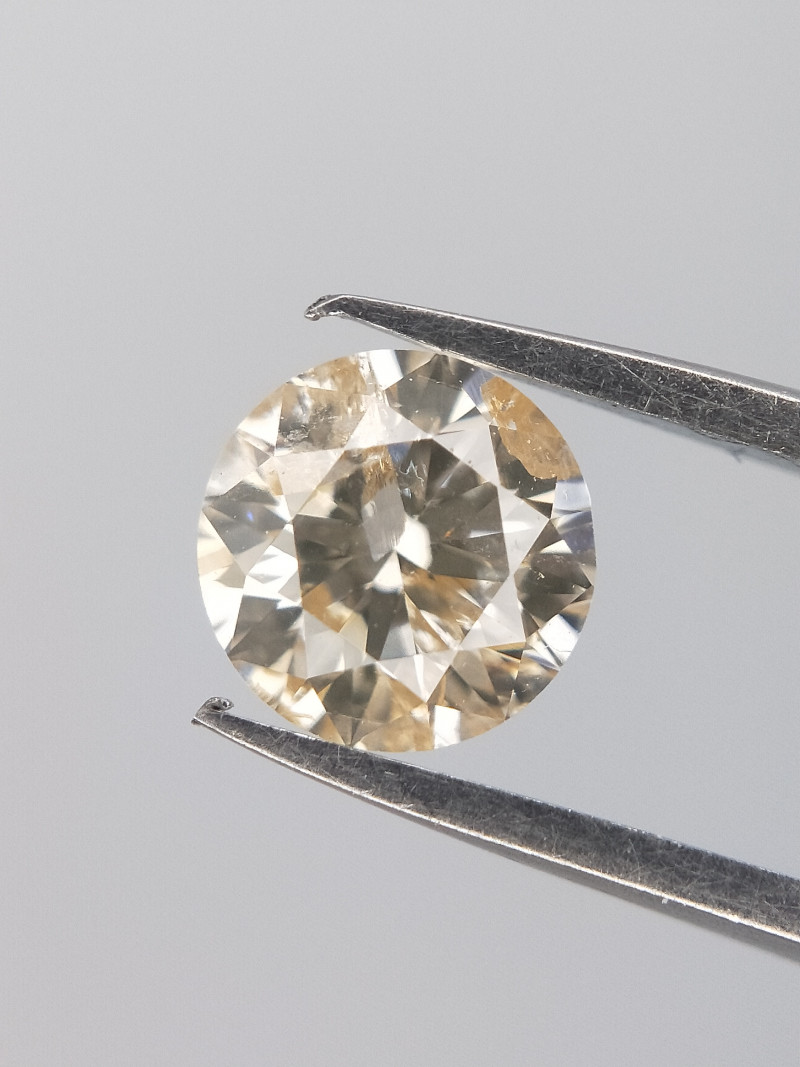 0.33 cts , Natural Round Diamonds , Precious Diamond , High Quality Diamond