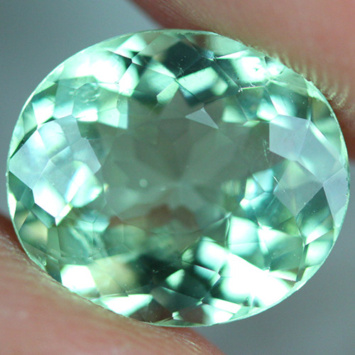 4.04 CT CERTIFIED  Copper Bearing Mozambique Paraiba Tourmaline-PR1135