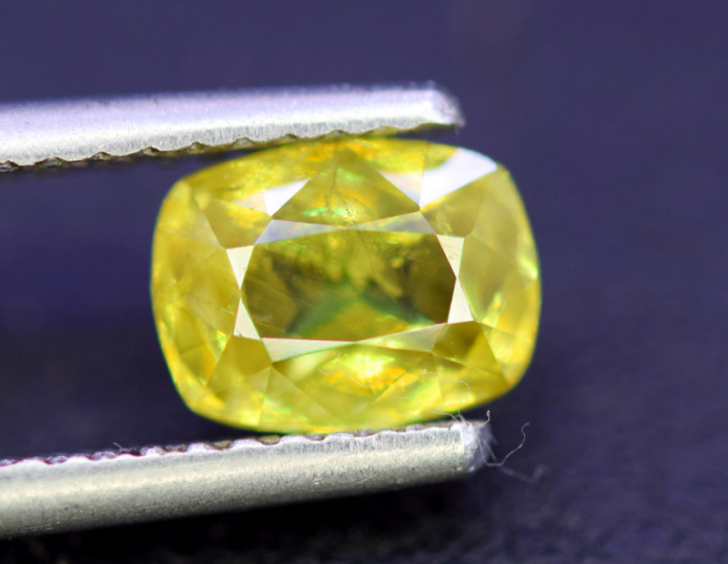 Titanite Natural Unheated Magical /& Rare Sphene from Afghanistan 3.69 cts