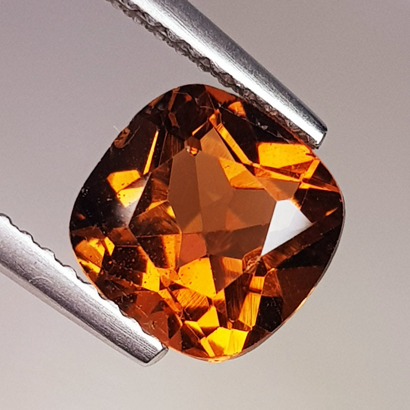 2.46 ct Top Quality Stunning Cushion Cut Natural Champion Topaz