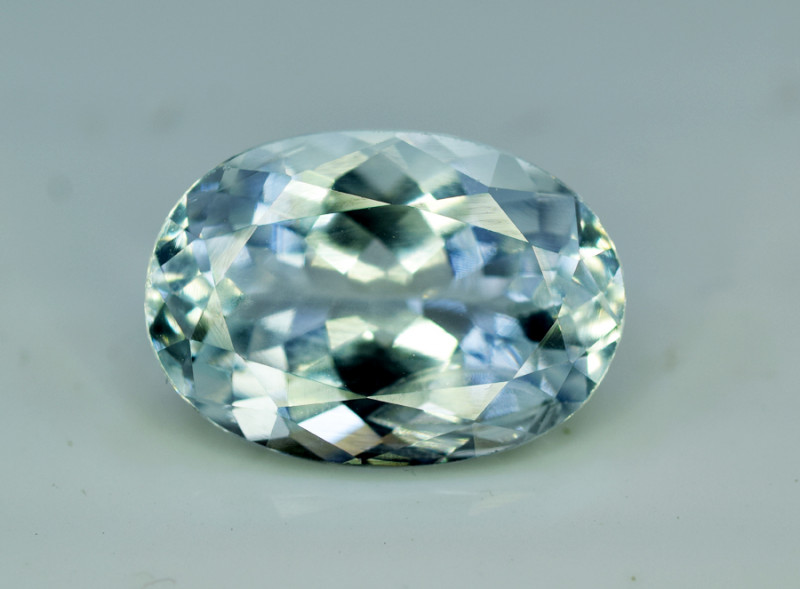NR - 7.90 cts Natural Aquamarine Gemstone