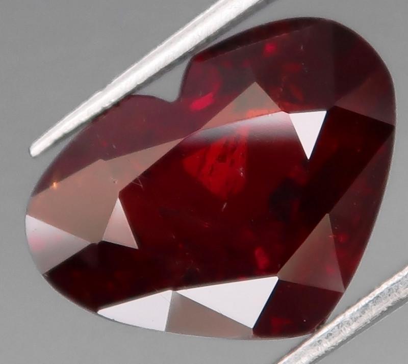 7.40 ct. 100% Natural Earth Mined Red Spessartite Garnet Africa