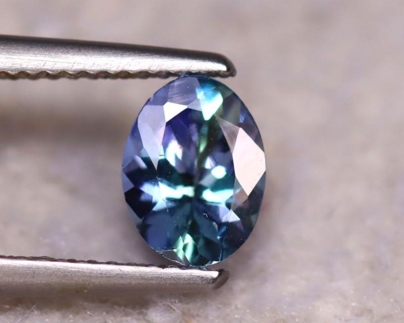 Tanzanite 1.02Ct Natural VVS Purplish Blue Tanzanite  DR275/D3