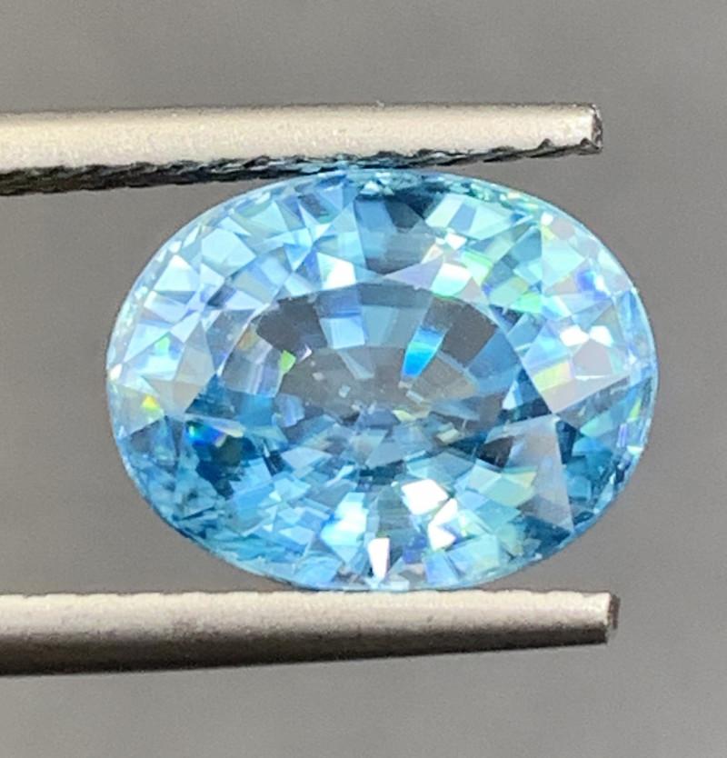 5.30 CT Zircon Gemstones