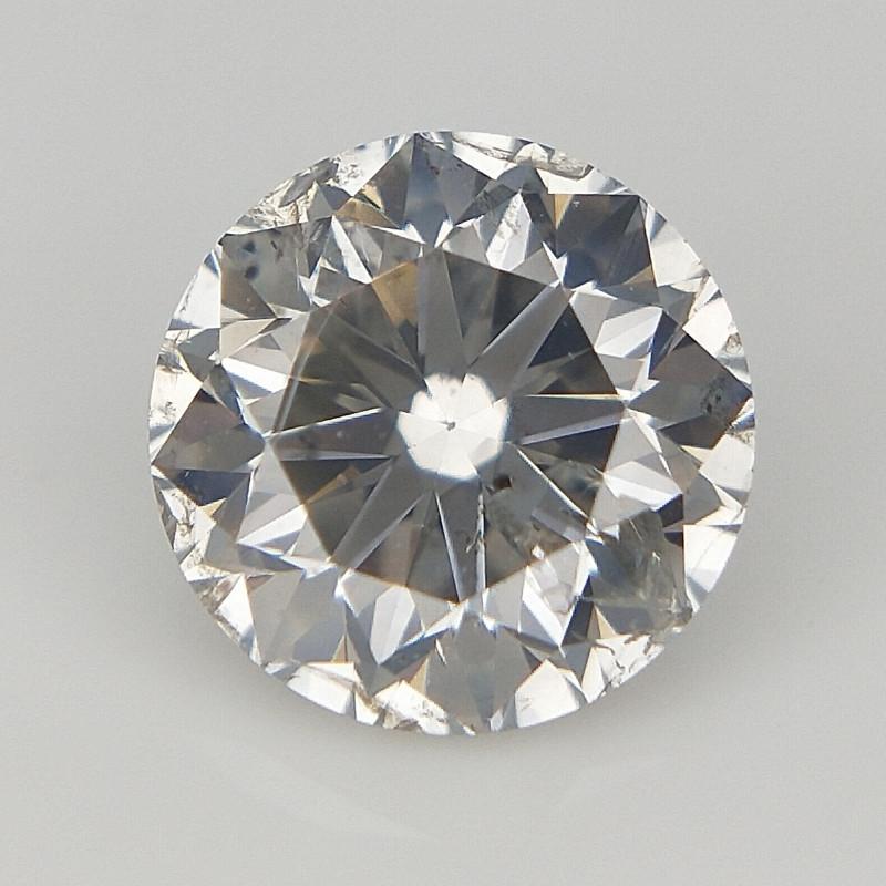 0.58 CTS , Sparkling Gemstone , 100% Natural Diamond