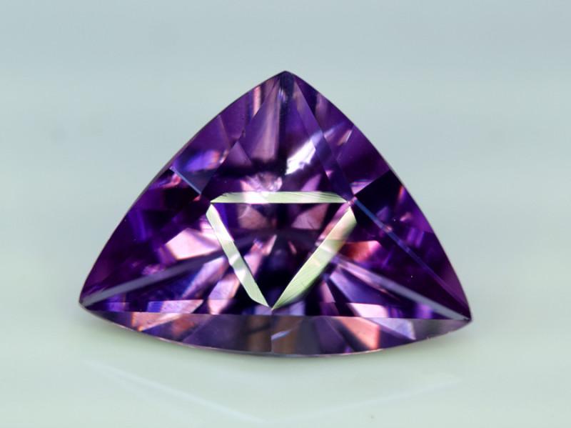 Amethyst, 11.85 Cts Natural Top Color & Cut Amethyst Gemstones