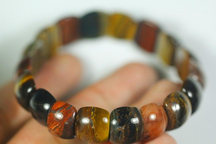 Natural Tiger Eye Bracelet