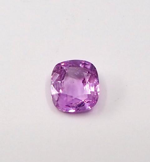 1.01ct unheated pink sapphire