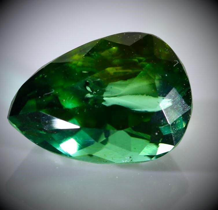 Green Tourmaline 2.35ct Natural Untreated