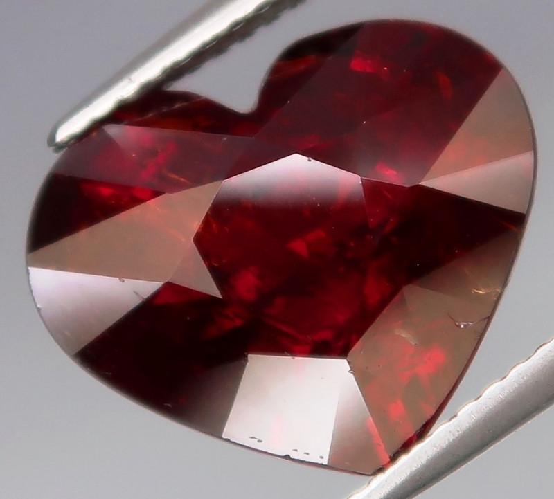 9.35 Ct. 100% Natural Earth Mined Red Rhodolite Garnet Africa