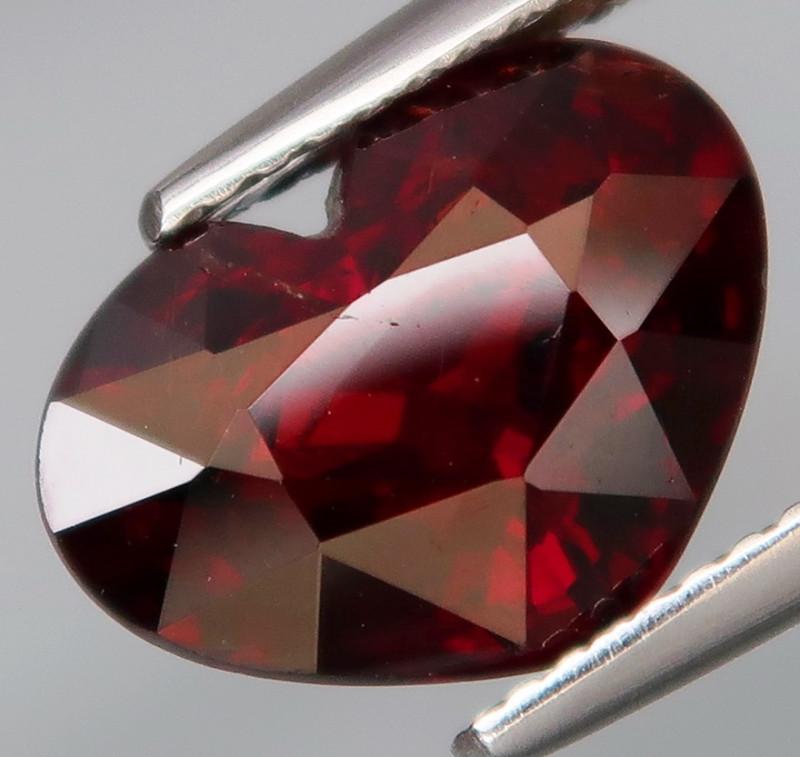 5.52 Ct. 100% Natural Earth Mined  Red Rhodolite Garnet Africa