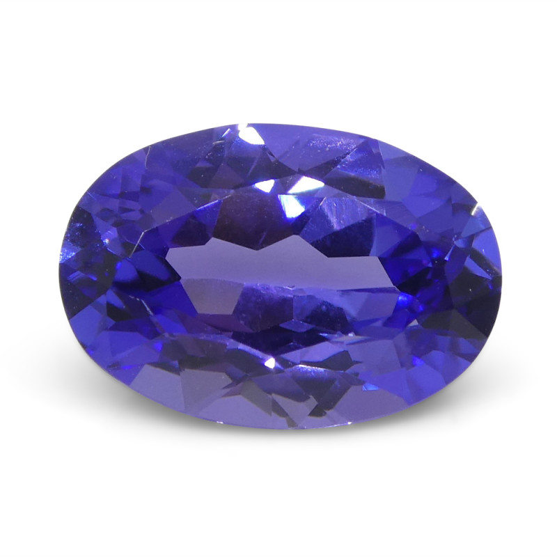 2.50ct Oval Tanzanite