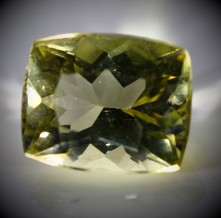 Yellow Scapolite 4.15ct Natural Untreated Tanzania