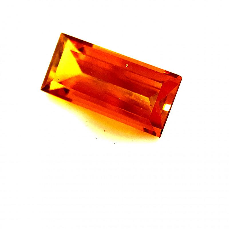 Orange Tourmaline 1.65ct Natural Untreated
