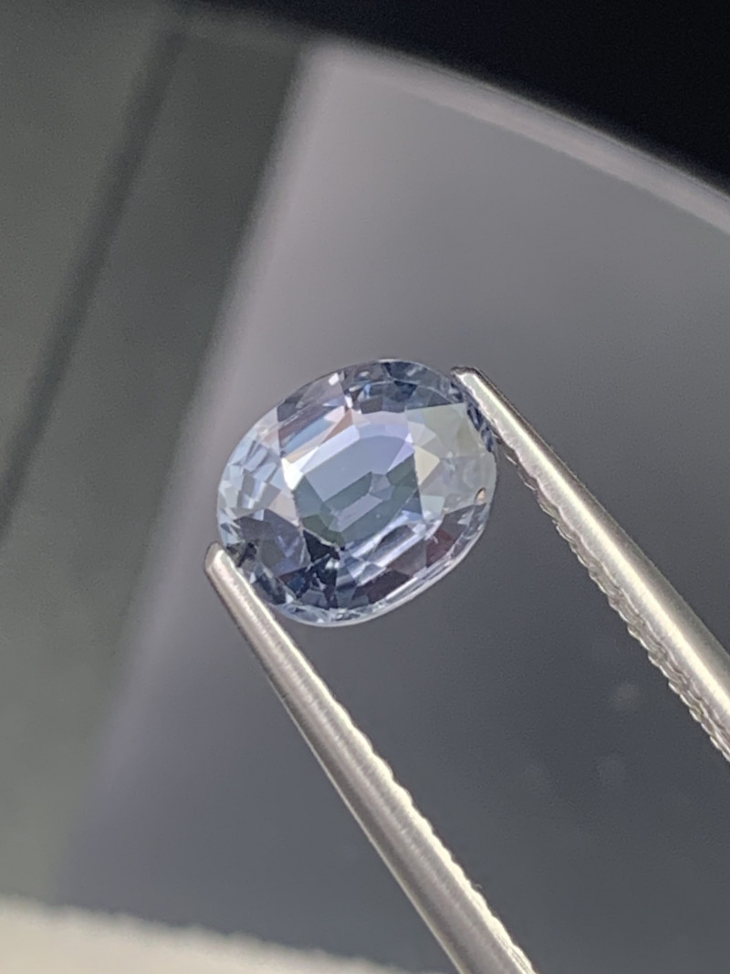 1.43 Cts Certified Top Quality Natural Blue Sapphire
