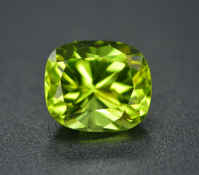Top Color 4.65 Ct Natural Himalayan Peridot