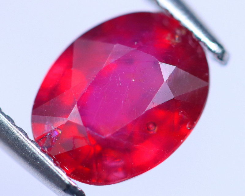 2.63cts Blood Red Colour Ruby / MA508