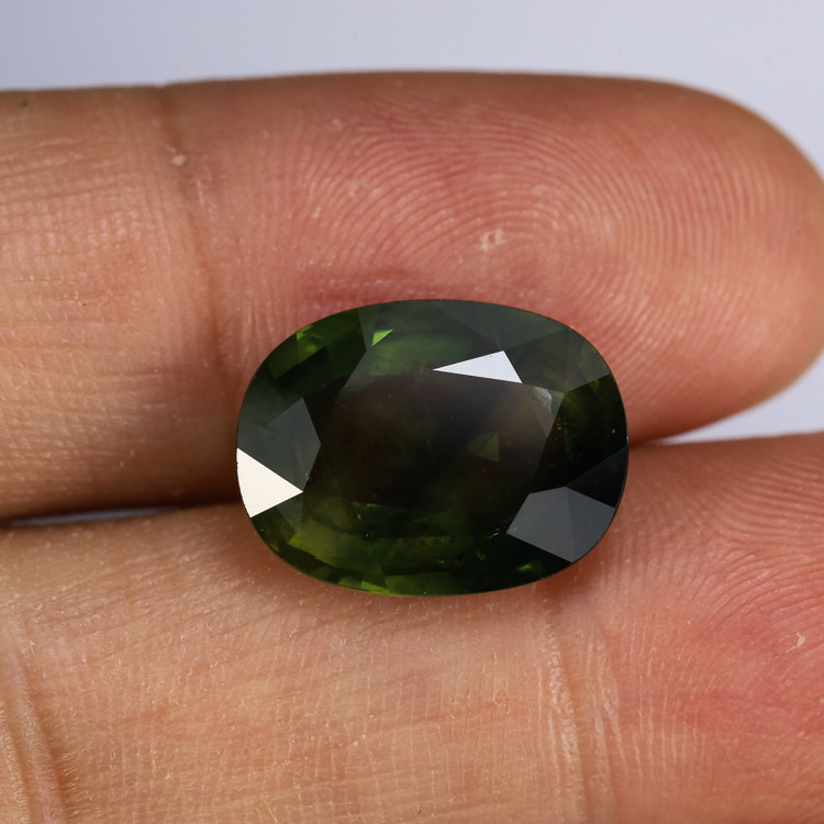 9.63ct. Lab Certified Natural Sapphire