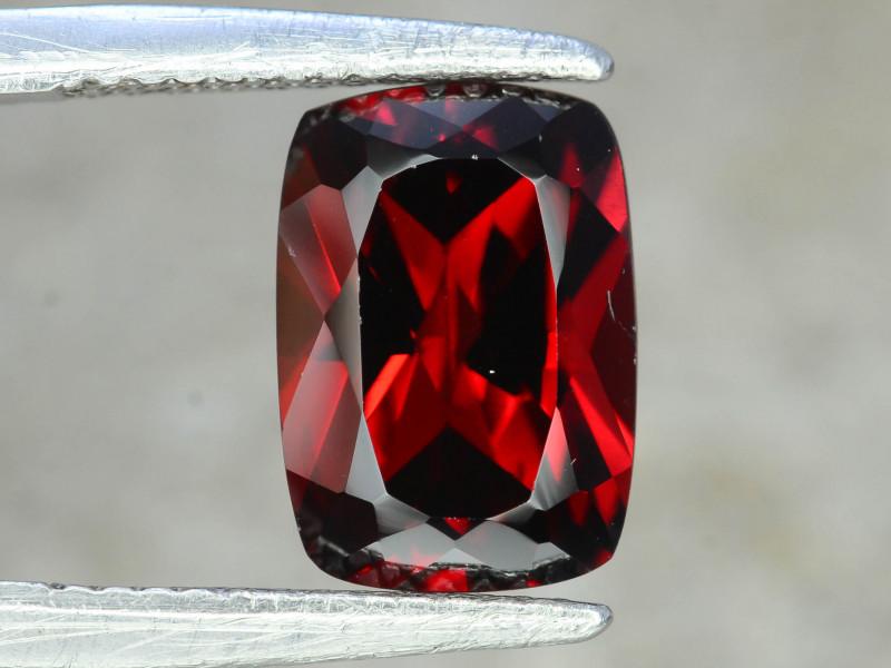 Top Quality 4.00 ct Fancy Cut Red Garnet