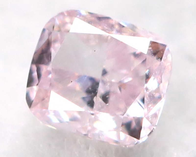 Pink Diamond 2.3mm Natural Untreated Fancy Diamond A1117