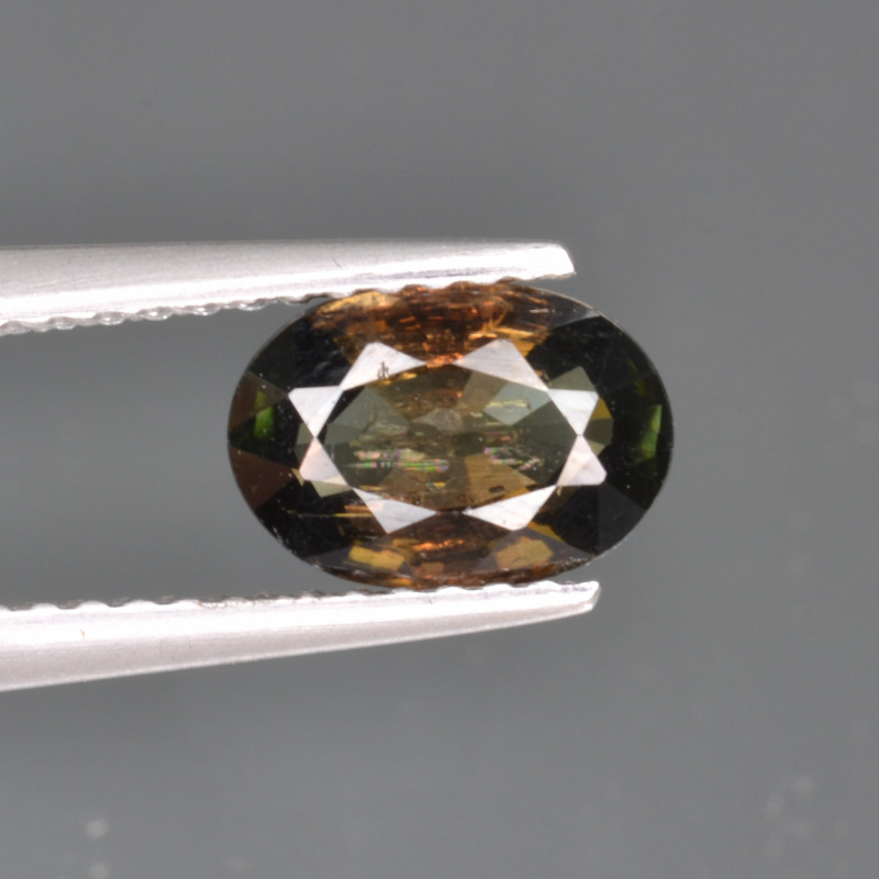 Natural Tourmaline 1.23 Cts from Africa