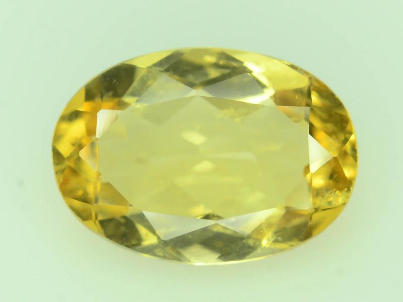 Top Grade 2.75  ct Natural Heliodor ~Yellow ~ K