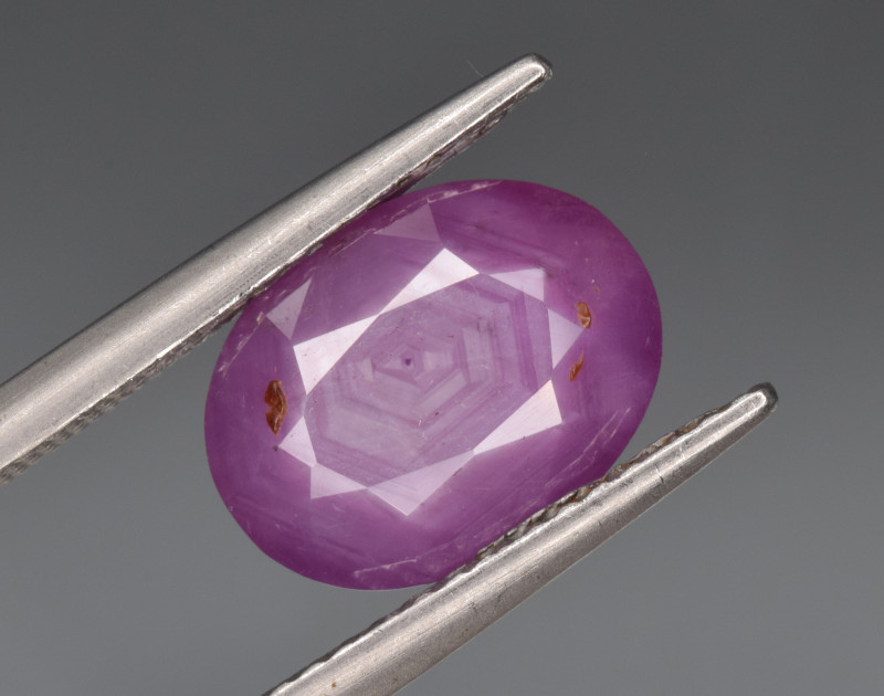 Natural Ruby 4.15 Cts from Guinea