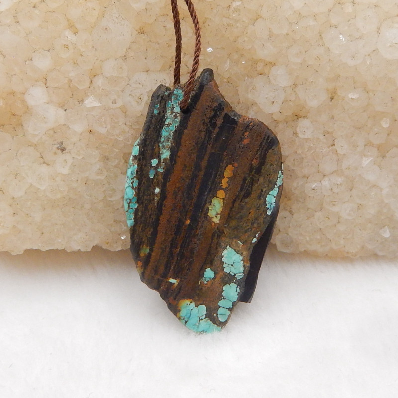 30.5cts Nugget Turquoise ,Handmade Gemstone ,Turquoise Cabochons H122