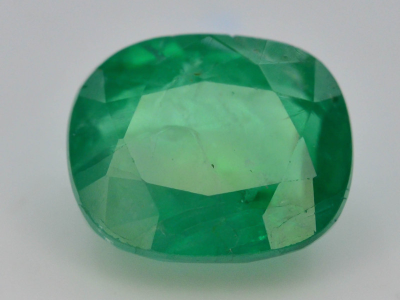 AAA Grade 3.55 ct Natural Ethiopian Emerald