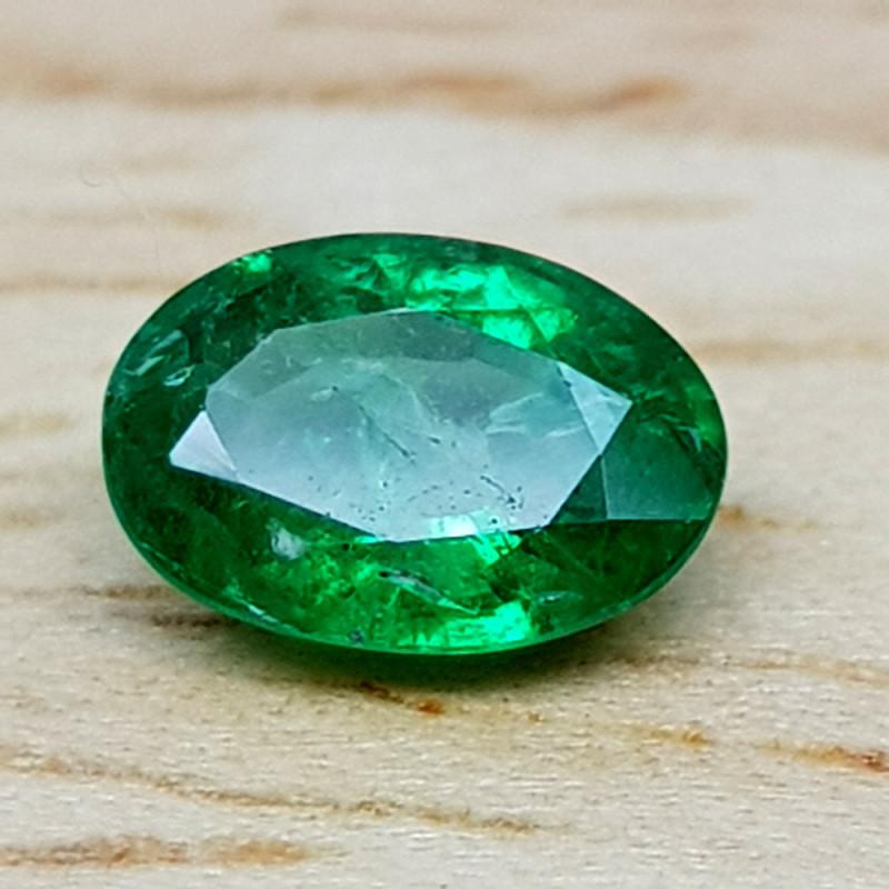 0.75Crt Rarest Tsavorite Garnet Natural Gemstones JI59