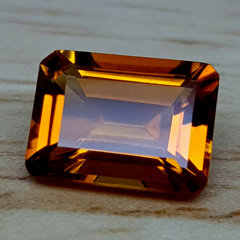 1.65Crt Madeira Citrine Natural Gemstones JI59