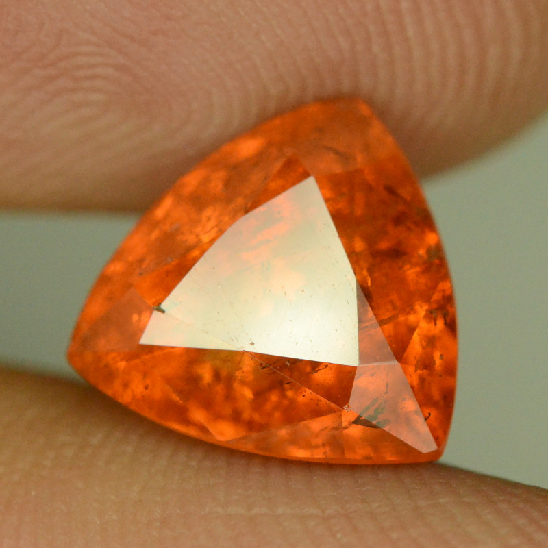 4.95 ct Natural Fanta Color Spessartite Garnet