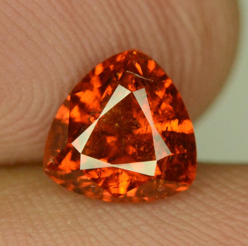 1.71 ct Natural Orange Spessartite Garnet