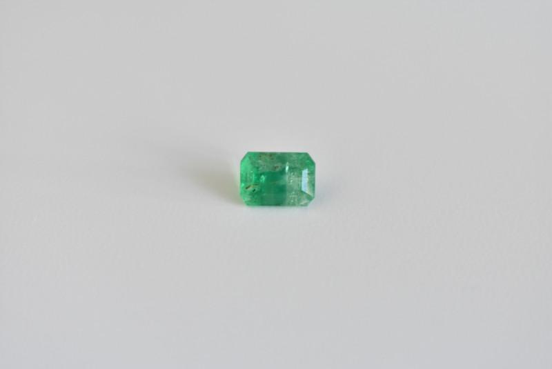 1.23 Carats Bright Green AFGHAN (Panjshir) Emerald!