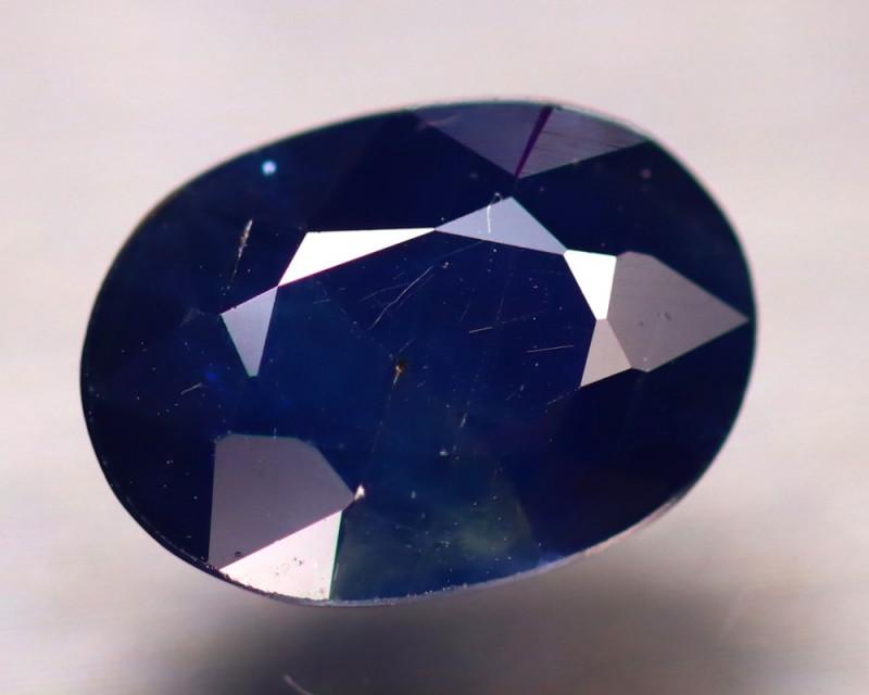 Blue Sapphire 3.38Ct Natural Blue Sapphire E2411/B39