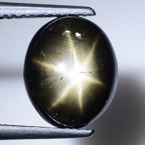 4.99 Ct Star Sapphire Top Class Star Gemestone ST8