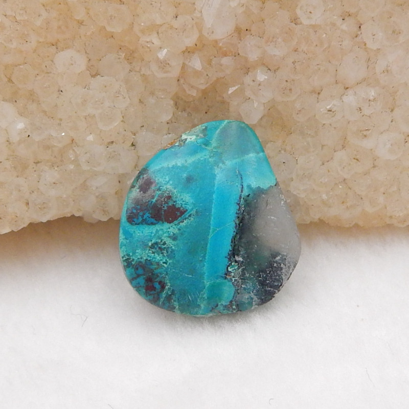 33cts  Natural  Blue Opal Cabochons, October Birthstone, Blue Opal Butterfl