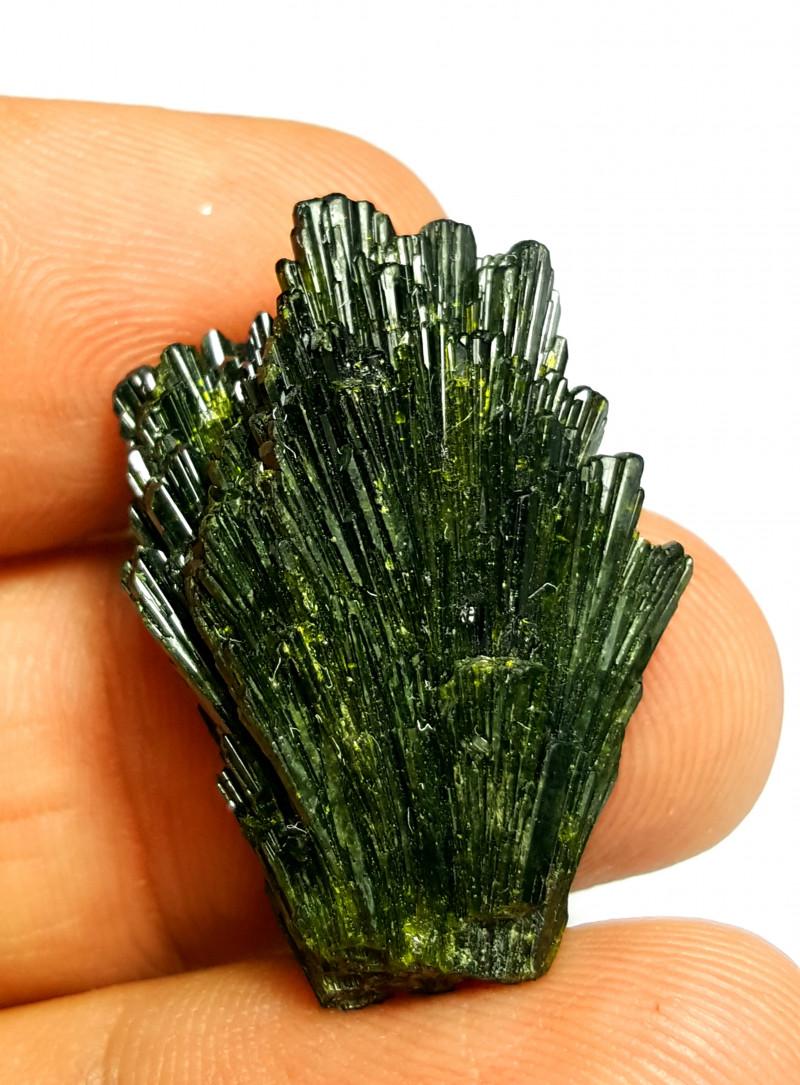 Amazing Damage free Flower tree shape Epidote crystal 35Cts-Pak