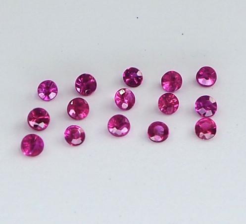 0.35ct Unheated Burmese rubies