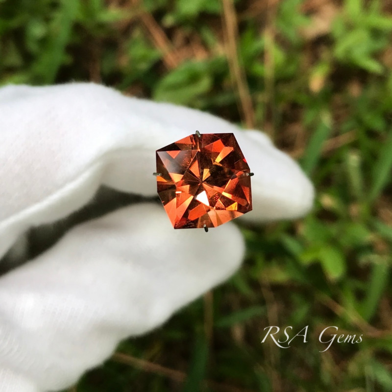 Oregon Sunstone - 6.65 carats