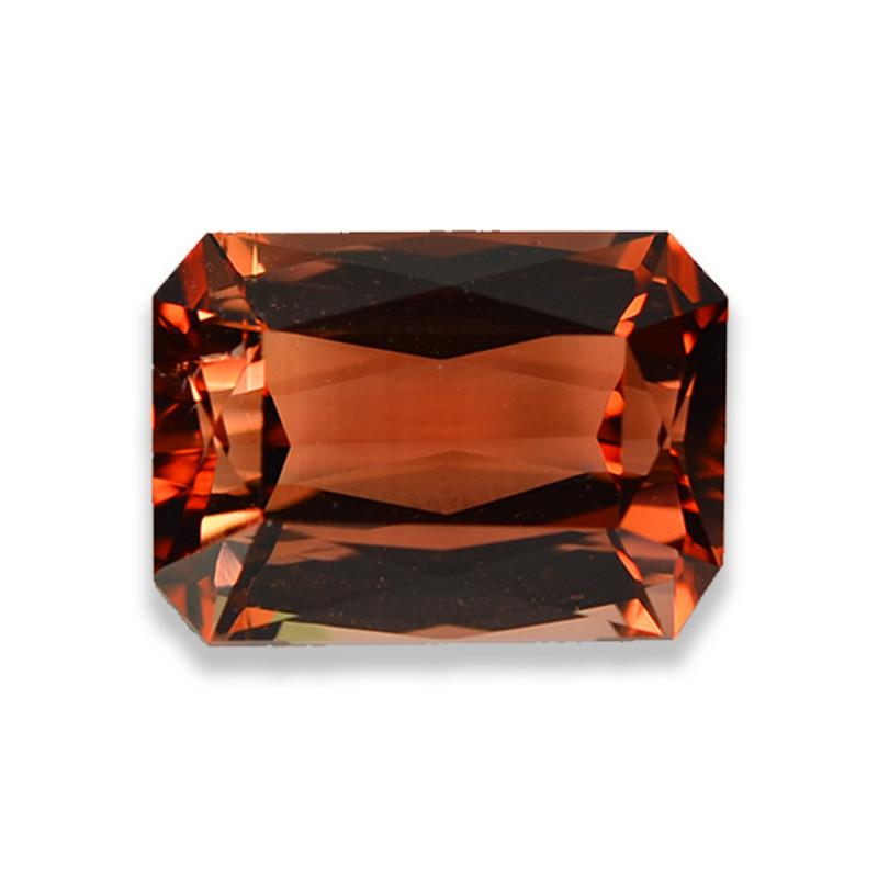 5.23 Cts Fabulous Natural Lustrous Brownish Tourmaline