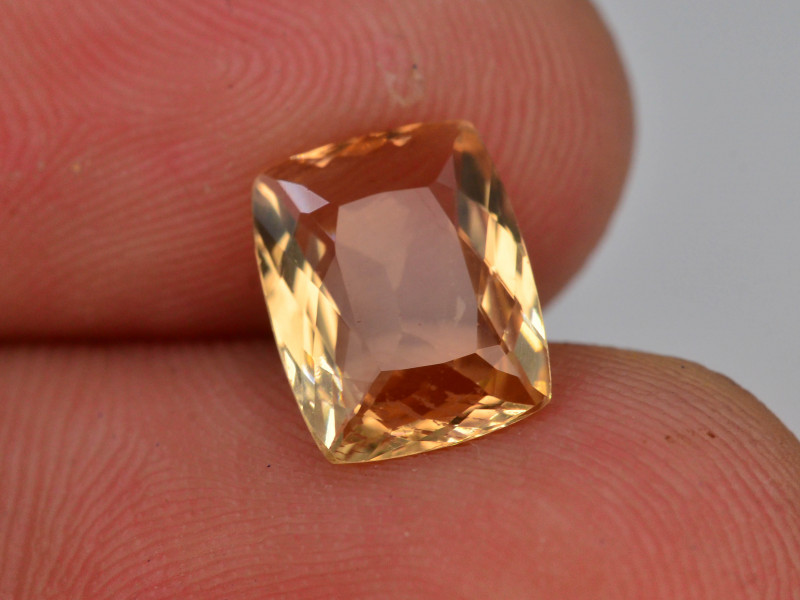 1.40 Ct Natural Heliodor ~ AAA Grade ~ Yellow Color